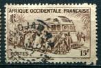 A.O.F. 1947 - YT 40 (o) - Usati