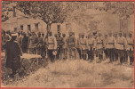 HODZA ZAKLINJE NA VJERNOST MUSLIMANE SRPSKE VOJSKE ( Serbia ) Travelled 1919. * Orig. Fot. Vojnog Sveštenika G. Sukovica - Serbia