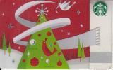 CANADA - Christmas, Starbucks Card, CN : 6071, Unused - Gift Cards