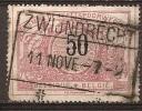 FEH-667     ZWYNDRECHT                //               #      #                Ocb Tr 21 - 1895-1913