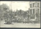 Belgique - Liège - Place De L'Université (en Novembre 1914, Après Bombardement) - Luik