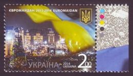 UKRAINE 2014. EUROMAIDAN. Mi-Nr. 1427. Mint (**) - Ucrania