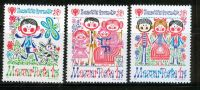 HUNGARY - 1979. International Year Of Children Cpl.Set MNH!  Mi:3335-3337. - Ungebraucht