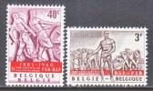 BELGIUM   543-4   * - Belgium