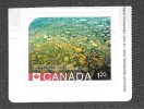 CANADA 2015,  #2847, UNESCO   World Heritage Sites,( NEW ISSUE -correction JULY) WOOD BUFFALO NATIONAL PARKS AB/NT - Booklets