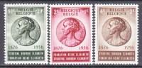BELGIUM   B  589-91   *   QE II - Belgium