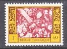 BELGIUM   B  626  *   PAINTING  CRUCIFICTION - Belgium