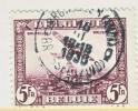 BELGIUM   C  4   (o) - Airmail