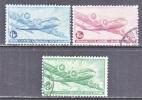 BELGIUM   C  8-10    (o) - Airmail