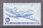 BELGIUM   C  8   * - Airmail