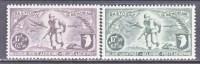 BELGIUM   CB 1-2   *   AMERICANS  BASTOGNE - Airmail