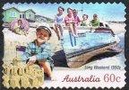 Australia 2010 Weekend Holidays 60c Self Adhesive Type 1 Good/fine Used - 2010-... Elizabeth II