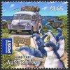 Australia 2012 Road Trip $1.65 Sheet Stamp Good/fine Used [27/23692/ND] - Oblitérés