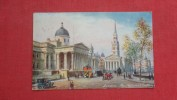 England> London >Nationa; Gallery Tuck Series-ref 2009 - London
