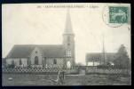 Cpa Du 27 - Saint Aubin Du Vieil Evreux - L' église --      OCT18 - France