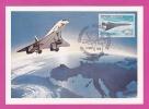 EXPOSITION AÉROPHILATÉLIQUE 4 NOV.1979 - 67 STRASBOURG - Cartes-Maximum