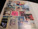 ALBUM DE TIMBRES OBLITERES/MELANGES DIVERS PAYS. - Postzegels