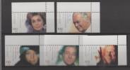 ALLEMAGNE 2001 ACTEURS DE CINEMA ALLEMANDS - Unused Stamps