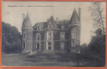 Carte Postale 35. Guignen  Chateau Des Métairies  Trés Beau Plan - France