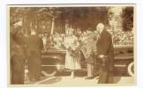 Photo-carte ( 2 Scans ) Manuscrit Lokeren 29 Juin 1952  Joséphine-Charlotte?? - Familles Royales