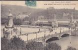 C P A----ESPAGNE---SAN SEBASTIAN---puente De Maria Cristina---voir 2 Scans - Guipúzcoa (San Sebastián)