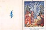 """Programme  """"Nuit Antillaise Et Guyanaise"""" à L'Opéra En 1935 - Gala Du Tricentenaire - Président De La République - Programs"""