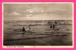 """In Zee Te Nes - Ameland - Foto J. DWINGER - Uitg. JOH V.d. BRINK - 1927 - Cachet """" Fremdenpension """" - Ameland"""
