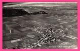 Ameland - Hollum Vanuit De Lucht - Vue Aérienne - Phare - 1954 - K.L.M. - VAN LEER´S - Ameland