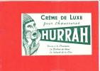 BUVARD Creme De Luxe Hurrah - Textile & Vestimentaire