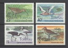 Tokelau 1993 Yvert 196/199 **  oiseaux birds vogel uccelli pajaros