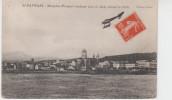83 - SAINT RAPHAEL / MONOPLAN NIEUPART EVOLUANT DANS LA RAD DEVANT LA VILLE - Saint-Raphaël