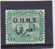 Servizio, Service, Official 1914-15 Mi. 9 MNH Sc. O14  MNH                   626 - Dienstzegels