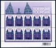 BELGIQUE / BELGIUM (2007) - Maasmechelen - Heilig Hartcollege - Toerisme Tourisme - Sheet Of 10 Stamps - Belgium