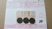F0153 LOT 38 - 3 CACHETS A DATE 1ER JOUR BAFOUSSAM BUEA DOUALA DÉPART 3€ SANS RÉSERVE - Timbres