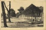 Association Des Dames Francaises Station Climatique Du Montchic Par Lacanau (gironde)  Cure Héliotherapique Recto Verso - Other Municipalities
