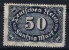 Dt Reich Mi Nr 246 C MNH/**/postfrisch 1922