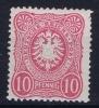 Dt Reich Mi Nr 41Ia MNH/**/postfrisch 1880