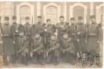 62. Arras. Carte Photo D'un Groupe De Soldats - Arras