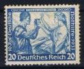 Dt Reich Mi Nr  505B MH/*, Mit Falz, Avec  Charnière