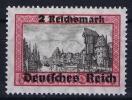 Dt Reich Mi Nr  729Y MH/*, Mit Falz, Avec  Charnière 1939 - Deutschland