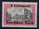 Dt Reich Mi Nr  729Y MH/*, Mit Falz, Avec  Charnière 1939