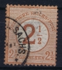 Dt Reich Mi Nr 29 Gestempelt/used Obl. - Germany