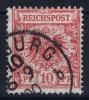 Dt Reich Mi Nr 47ba   Gestempelt/used Obl.  BPP Signiert /signed/ Signé - Deutschland