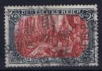 Dt Reich Mi Nr 81Ab  Gestempelt/used Obl. BPP Signiert /signed/ Signé