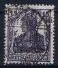 Dt Reich Mi Nr 101c Gestempelt/used Obl. Infla Signed/ Signé/signiert/ Approvato - Deutschland
