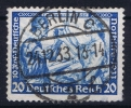 Dt Reich Mi Nr  505B   K14  Gestempelt/used Obl.