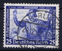 Dt Reich Mi Nr  506A    Gestempelt/used Obl.