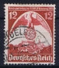 Dt Reich Mi Nr  587I   Plattenfehler Gestempelt/used Obl. Schlegel BPP Signiert /signed/ Signé