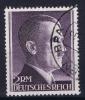 Dt Reich Mi Nr 800B Gestempelt/used Obl. - Gebraucht