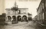 TOURS SUR MARNE -51- PLACE DE LA MAIRIE - ETABLISSEMENTS GOULET TURPIN - Autres Communes